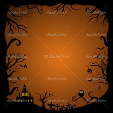 Halloween Birthday Card Ideas by Halloween Character Designs Royalty Free Stock Photo Image