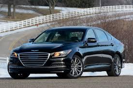 review hyundai genesis hyundai genesis sedan prices reviews and model information