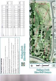 Maricopa Gis Maps Casa Grande Disc Golf Course College Park Professional Disc