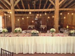 Rustic Wedding Head Table Decorations a Frique Studio