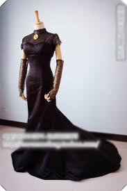 Mavis Hotel Transylvania Halloween Costume Hotel Transylvania Mavis Cosplay Costume Black Wedding Dress Crown