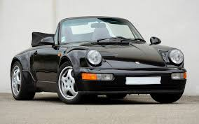 1990 porsche 911 convertible porsche 911 carrera cabriolet turbo look 1990 wallpapers and hd