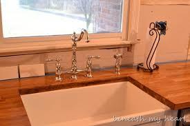 Glacier Bay Kitchen Faucet We Have A New Faucet Beneath My Heart