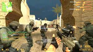 dust map counter strike source riot mod gameplay on dust 1