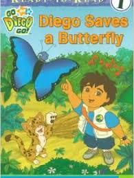 free books 4 kidz diego saves butterfly diego