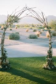 wedding arches made of branches ceremony arch made of branches rustic weddings