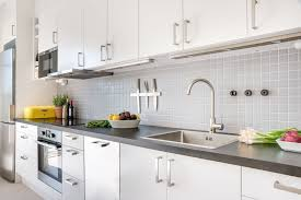 high gloss white kitchen cabinet touch up paint how to fix peeling surfaces on thermofoil cabinets
