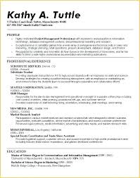 exle of resume for college student 2 resume format for college student