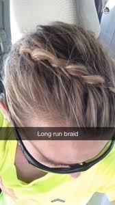 hair styles for a run reader recs best race day hairstyles women s running