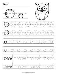 33 best tracing worksheets images on pinterest free printable