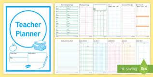 teacher organisation primary resources folder page 1