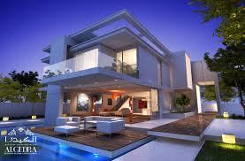 modern home exteriors design service provider from kota 3d home exterior