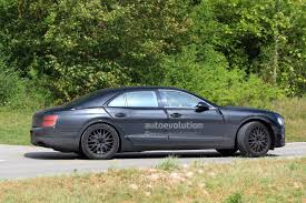bentley flying spur interior 2019 bentley flying spur spied testing with a headless dummy as