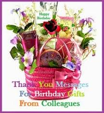 Samples Of Birthday Greetings Thank You Messages Thank You Messages For Birthday Wishes To