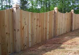 fence ideas for small backyard garden design
