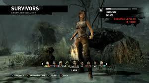 Lara Maps Tomb Raider Part 2