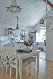 decorer cuisine toute blanche attrayant decorer cuisine toute blanche 9 meuble shabby salle