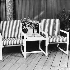 Pvc Patio Furniture Cushions Excellent Best 25 Pvc Patio Furniture Ideas On Pinterest 4 Pipe In