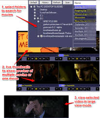 free movie organizer with multiview support compare videos