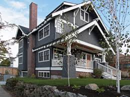 Exterior Color Schemes by High Contrast American Heritage Exterior Color Scheme Home