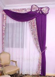 Purple Design Curtains Curtain Designs Free Home Decor Techhungry Us