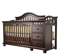 best cribs with changing table combo 2017 early moments matter