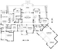 house plans with inlaw suite two story plan with in suite 69238am architectural designs