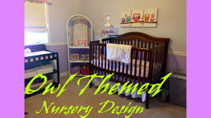 Decorate Nursery How To Decorate A Baby S Nursery On A Limited Budget