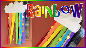 st patrick u0027s day rainbow craft for kids u0026 classrooms youtube