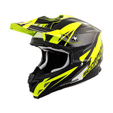 neon motocross gear scorpion 2015 vx 35 krush mx helmet available at motocrossgiant