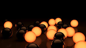 and orange bubbles in wallpaper 3d 4234897 2560x1440 all