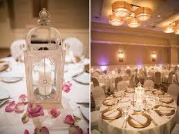 white lantern centerpieces white lantern wedding at hamilton park hotel nj my hotel wedding