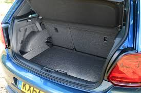 volkswagen polo trunk volkswagen polo pictures vw polo front tracking auto express