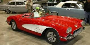 corvette stingray 1955 chevrolet corvette 1955 photo and review price