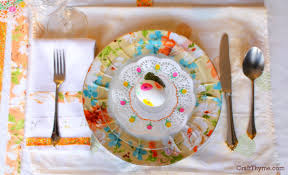 Table Setting Images by Table Setting Archives U2022 Craft Thyme