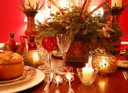Thanksgiving Table Setting by Thanksgiving Tablescape Table Setting With A Woodland Wildlife Theme