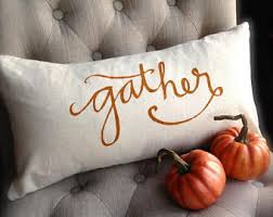 Thanksgiving Pillow Covers Autumn Pillow Cover Etsy