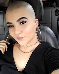 womens buzzed and bold haircuts lt150515182428526 jpg 640 640 women shave heads i d do this