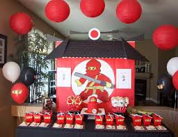 ninjago party supplies lego ninjago birthday logan s ninjago party catch my party