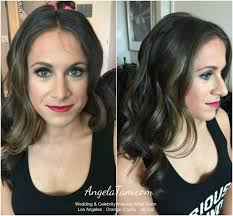 makeup artist in la los angeles makeup artist and hair stylist angela tam