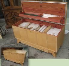 50s Bedroom Furniture by Uhuru Furniture U0026 Collectibles Sold U002750s Cedar Chest 80