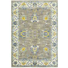 Fall Area Rugs Yellow And Grey Area Rug Roselawnlutheran