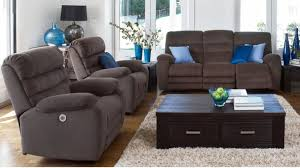 Harvey Norman Recliner Chairs Archer 3 Piece Powered Recliner Lounge Suite Lounges U0026 Recliners