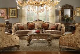hd 458 homey design upholostered sectional victorian european