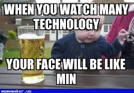 Meme Monitor - nice meme in http mememaker us turn off your monitor drunk baby
