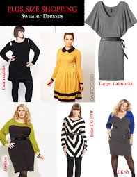 plus sweater dress plus size shopping 20 sweater dresses for plus size