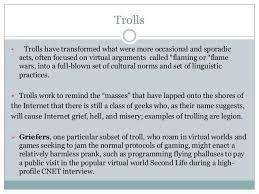 Seeking Troll Name Phreaks Hackers Trolls