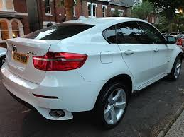 bmw station wagon bmw x6 3 0 35d station wagon auto xdriv diesel low mileage superb