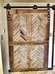 Barn Wood Doors For Sale Best 25 Barn Door Track System Ideas On Pinterest Sliding