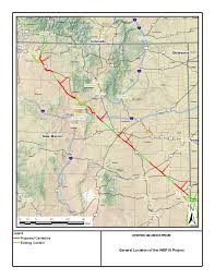 Blm Colorado Map by Blm Approves New Mexico Natural Gas Pipeline Breaking Energy